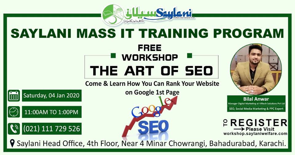 The Art of SEO Bilal Anwar
